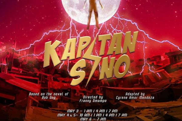 teatro tomasino presents kapitan sino