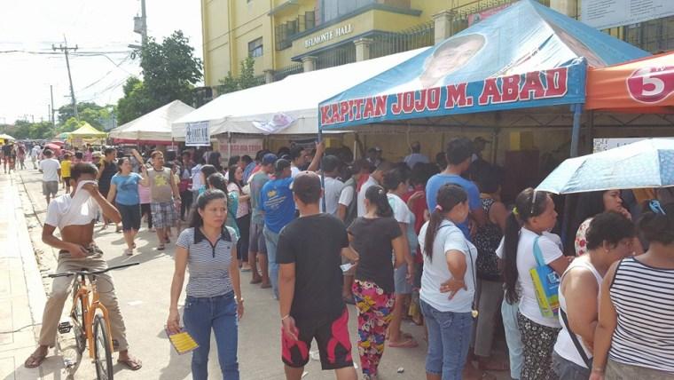 barangay batasan elections 2017