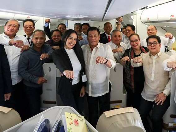 Congrats taxpayers! Mocha Uson will now have your money