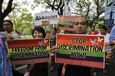 LGBT rights philippines under duterte