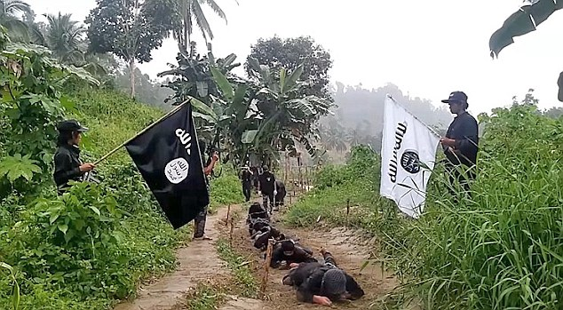 ISIS in the Philippines - Maute group