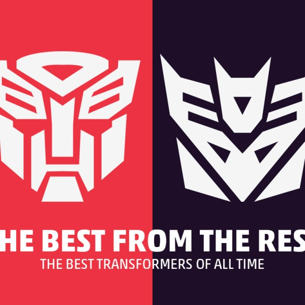 TRANSFORMERS 5.0 | The five best 'Transformers' of all time