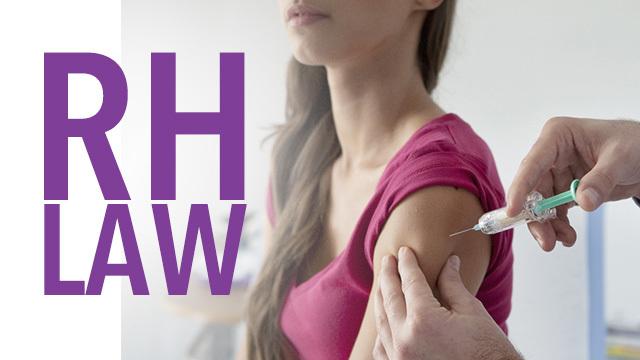 SC: No pending TRO vs contraceptives, RH law implementation