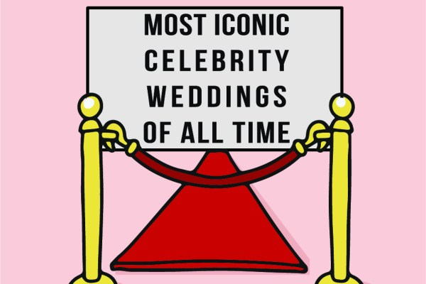 001_Most Iconic Celebrity Weddings of all Time