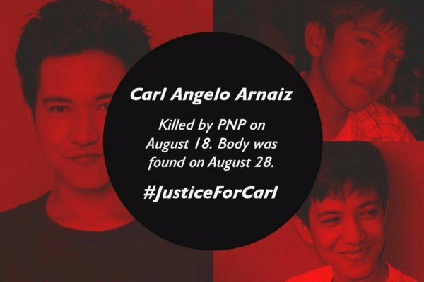 #JusticeForCarlArnaiz