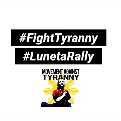 WHY WE RESIST – National Day of Protest vs President Duterte