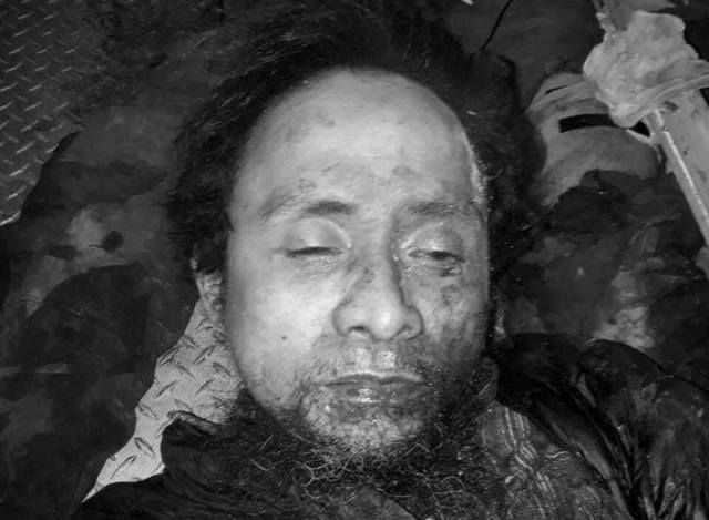 isnilon hapilon death photo