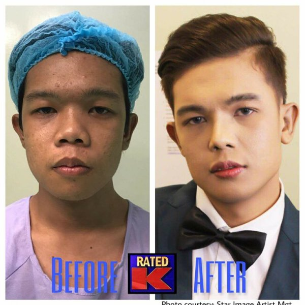 Mixed reactions from netizens as Marlou Arizala transforms into Xander Ford