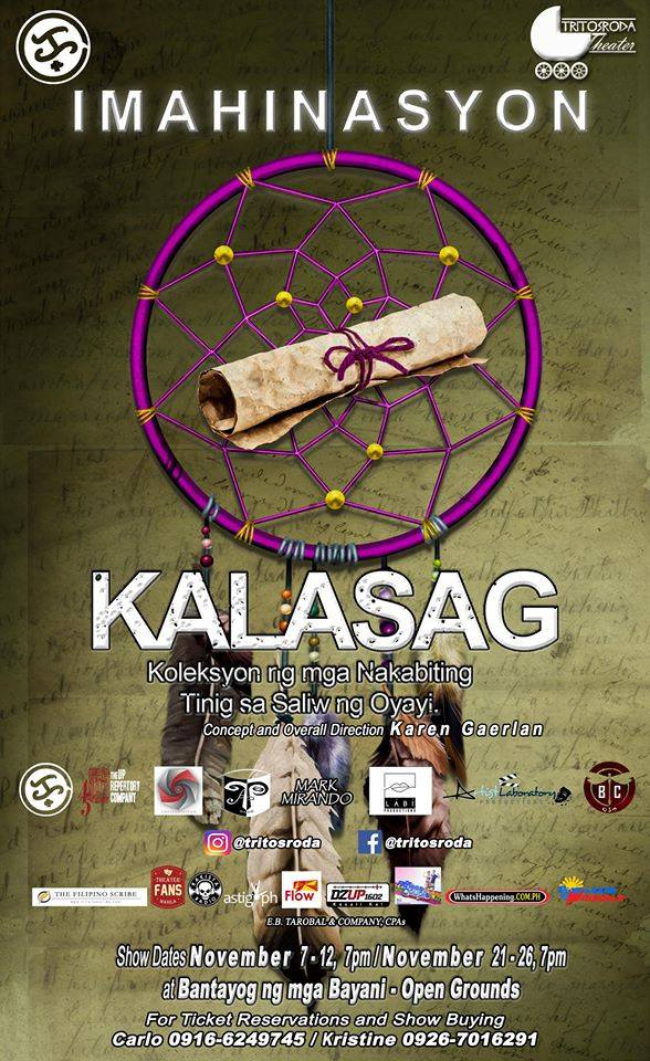KALASAG theater play