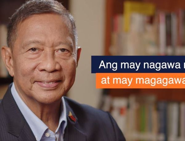 #BotongPinoy2022 – In latest ad, Jejomar Binay tries to sell books – and revive his political career