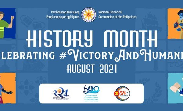 """National History Month theme 2021: """"Celebrating Victory and Humanity"""""""