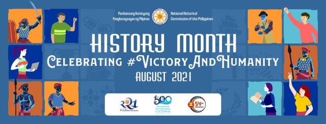 national history month 2021
