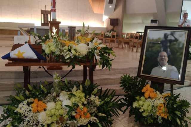 The Filipino Scribe honors the late former President Benigno 'Noynoy' Aquino III