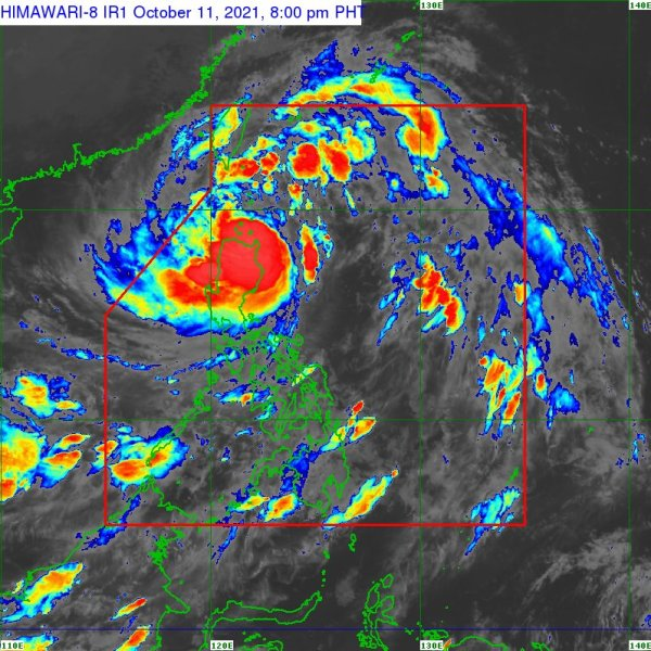 #WalangPasok – Class suspensions for October 12 2021 due to tropical storm 'Maring'