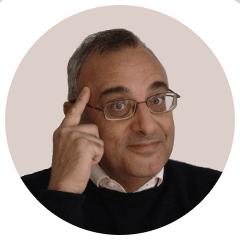 Filippo invita ad usare il cervello per fare webmarketing