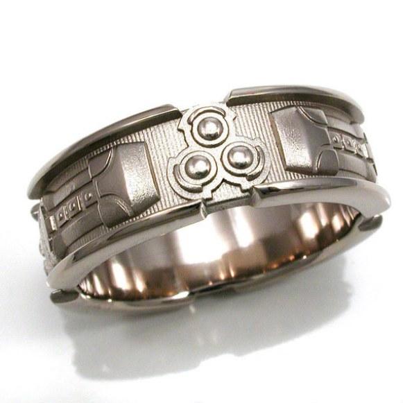 lightsaber ring ( many swooshing sounds)