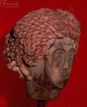 Parrucca antica