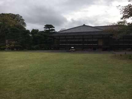 Il tempio Higashi Hongannji Shouseienn Roututei Luogo della rappresentazione a Kyoto