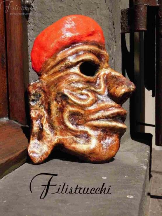Maschera per Omote filistrucchi