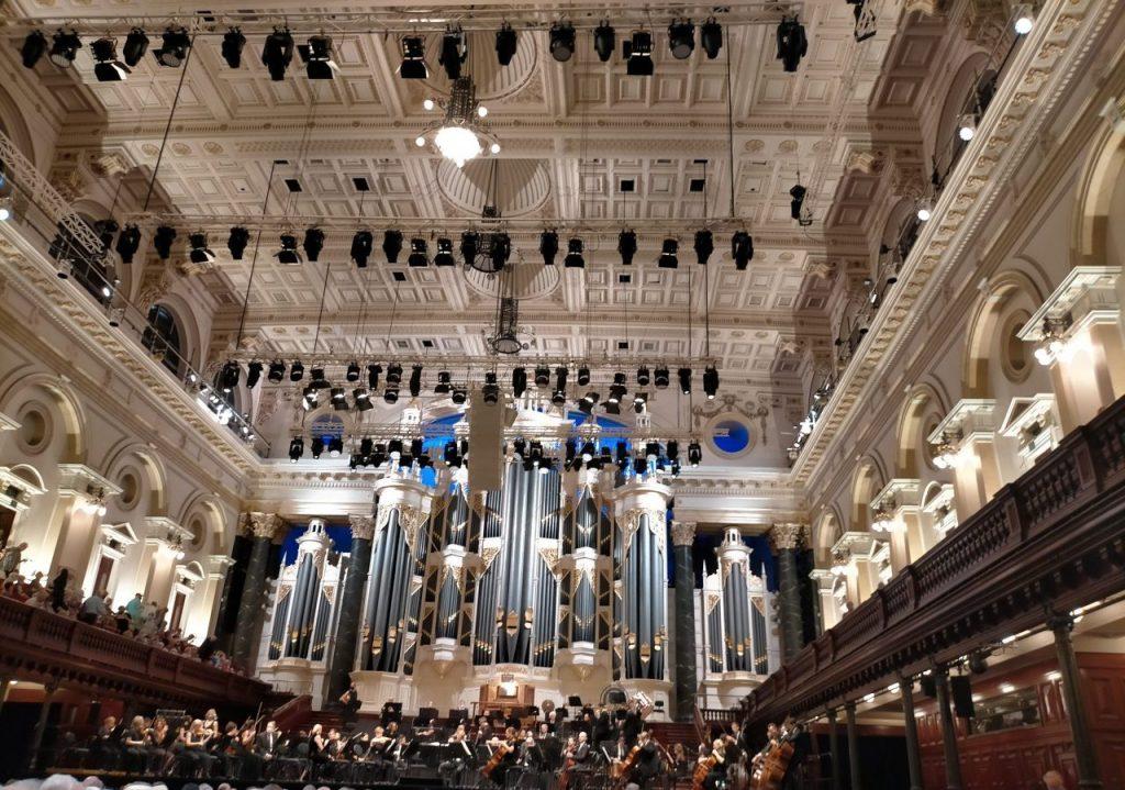 Sydney Symphony Orchestra - Dane Lam conducts Saint-Saëns - 26 Feb 2021