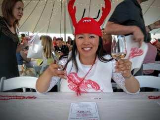 V. Sattui Lobsterfest attire