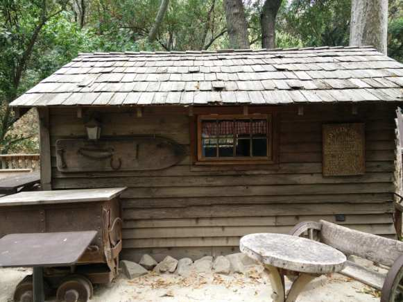 santa barbara goleta cold spring tavern log cabin