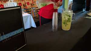 walnut creek wine walk havanas mojito