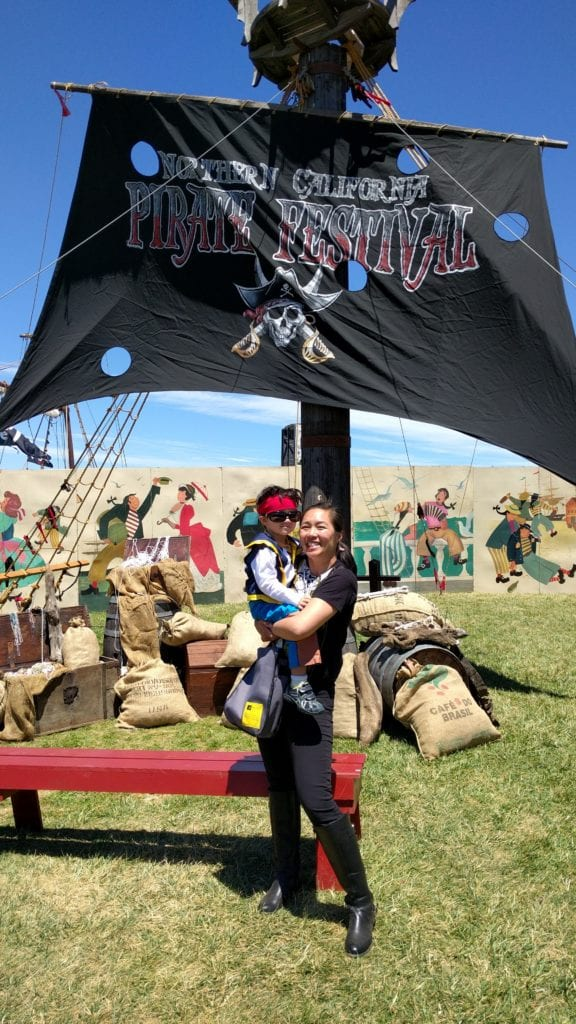 Northern California Pirate Festival