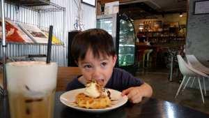 coffee prince waffle