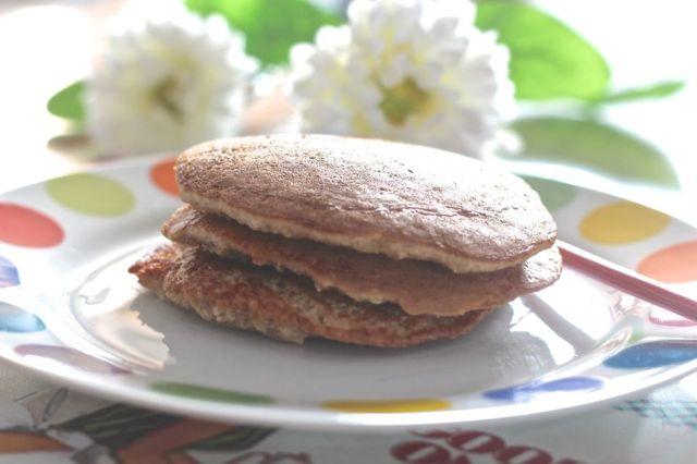 recette pancakes petit dejeuner