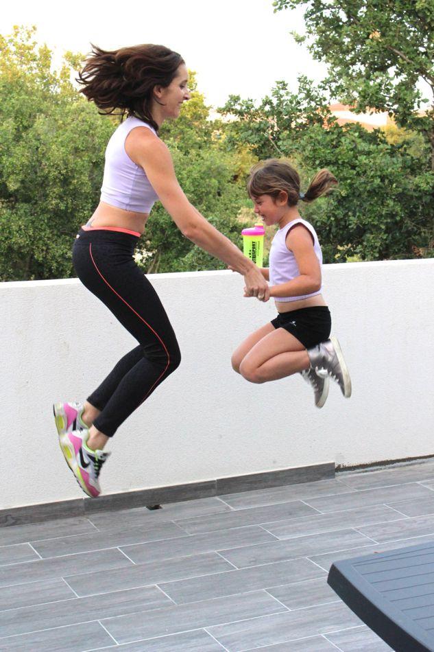 faire du sport avec son enfant
