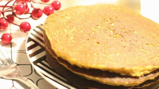 recette pancakes au quinoa et fromage blanc