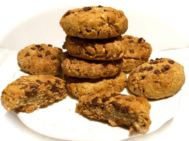 recette cookies riche en prot ines 15g fille fitness. Black Bedroom Furniture Sets. Home Design Ideas