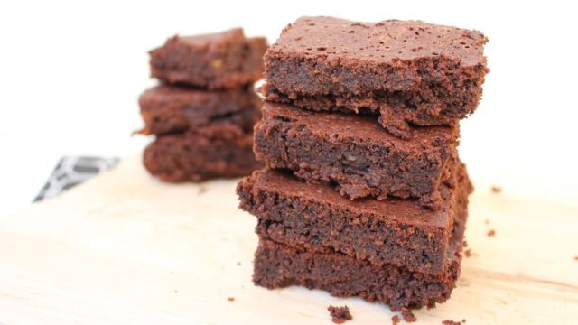 brownie chocolat healthy