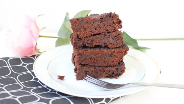 recette brownies a la patate douce