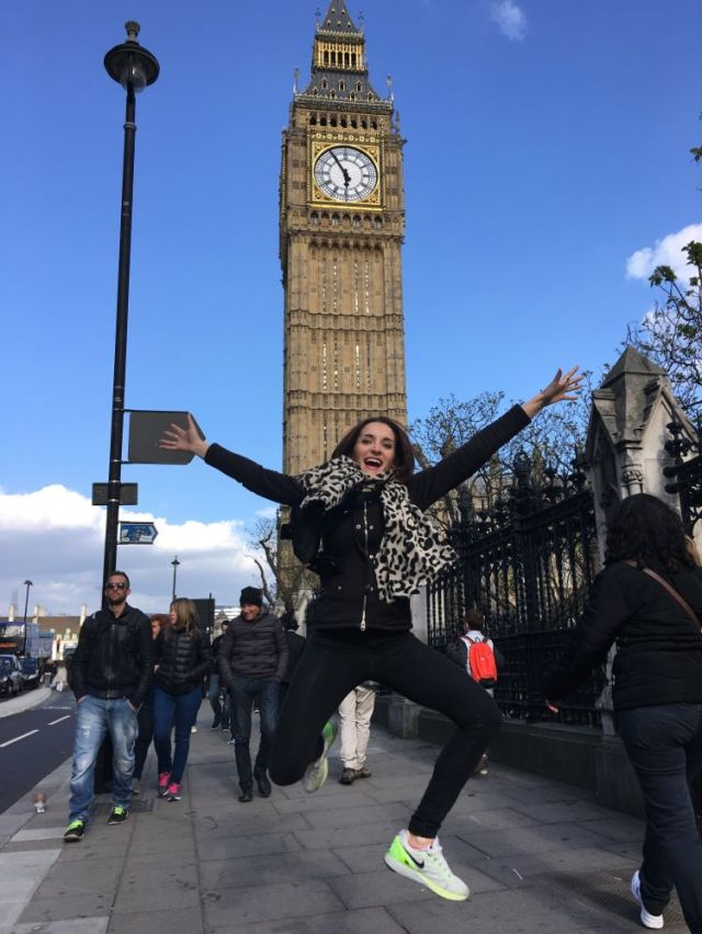 big ben photo fun