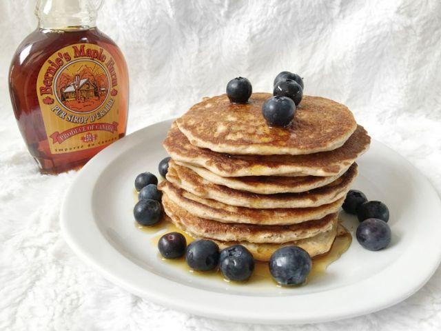 pancakes sans whey