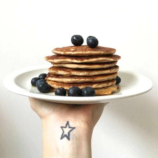 recette rapide pancakes
