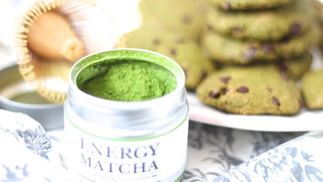 the matcha recette healthy
