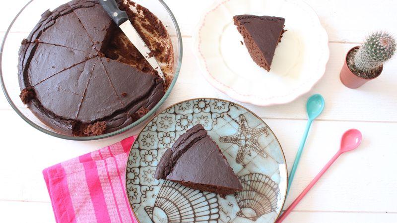 C'est si simple de réaliser une recette healthy à base de chocolat et de pois chiches. Tous vos invités vont adorer ce gâteau idéal pour un goûter sain.