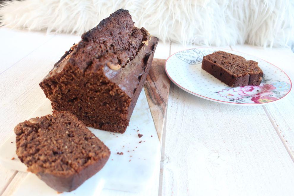 Cake au chocolat sans gluten – sans lactose
