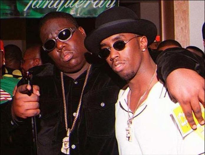 Last picture of Notorious BIG