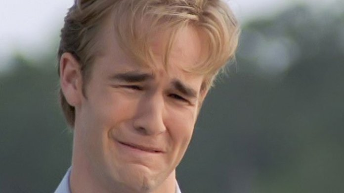 Dawson creek crying guy