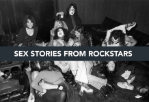 sex stories of rock stars