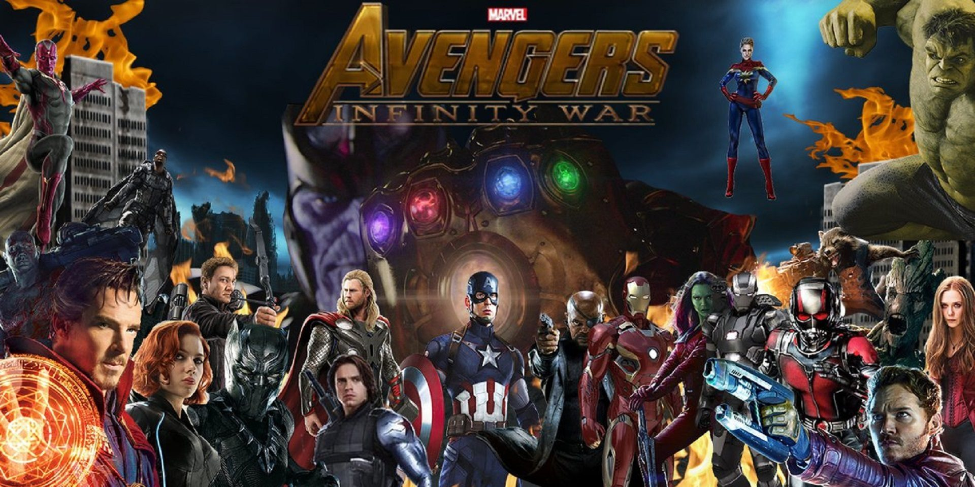 watch 'avengers: infinity war' : new promo clip and dialogue
