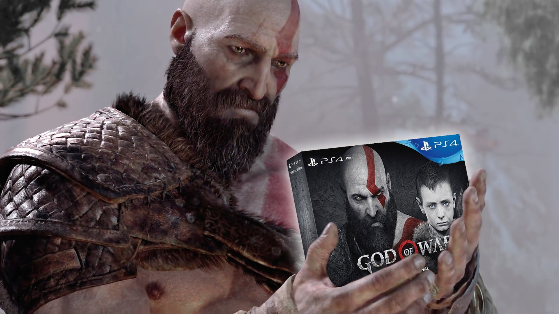 """Pubg Ps4 Release Date Price Revealed Preorder Bundles: Latest Sony Revealed """"God Of War"""" PS4 Pro Bundle Limited"""