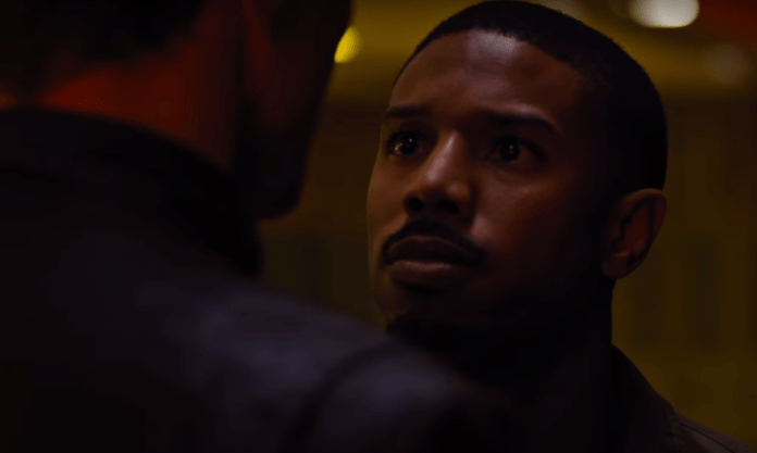 HBO, Fahrenheit 451', Movie, Second,Trailer, Michael B. Jordan,, Michael Shannon