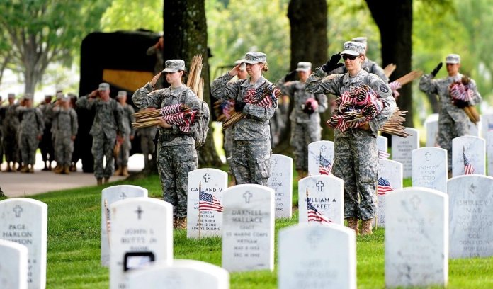 Today, Celebrate Memorial Day, May 28, Why, How, When, it's Celebrated in U.S