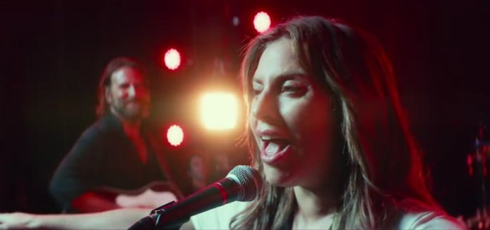 Watch, A Star Is Born Trailer, Reveal, Lady Gaga, Sings with, Bradley Cooper