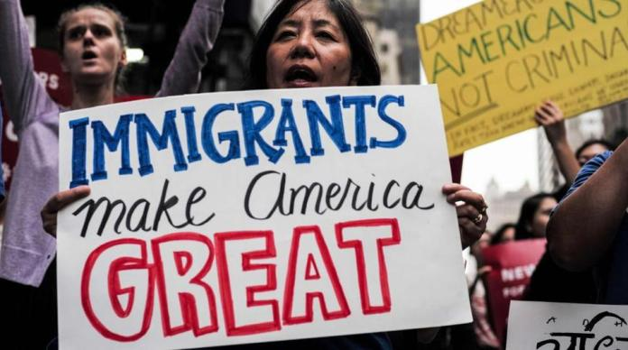Donald Trump Supports | People to come | From everywhere | To U.S | through Merit-Based System | Everything about | Family-Based V Merit-Based | Immigation System